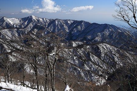 塔ノ岳~鍋割山